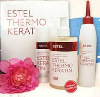 Набiр Termokeratin Estel + шампунь кератин 250 мл.