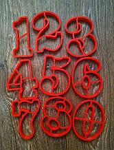 Цифры №4