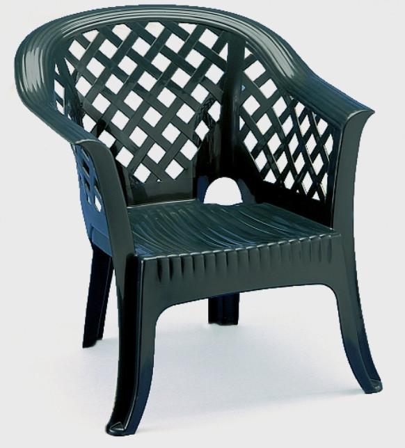 Кресло садовое Lario зеленое. Длина, см72 Ширина, см72 Высота, см76 Вес, кг4.3 МатериалПолипропилен Минимальная партия, шт.64 Страна производительИталия