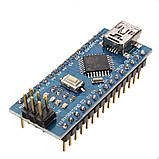 Arduino Nano V3.0 (ATmega328/ch340g - MiniUsb - UART) 5 В. 16 мГц., фото 2