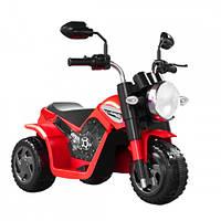 Детский электромотоцикл красный