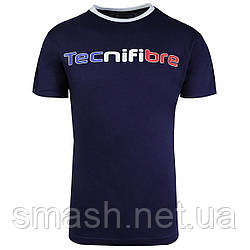 Футболка для мальчиков Tecnifibre Boys Cotton Tee
