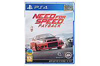 Игра PS4 Need For Speed Payback 2018 [Blu-Ray диск]
