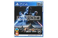 Игра PS4 Star Wars BATTLEFRONT II [Blu-Ray диск]