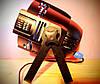 Прожектор концертный Led par 18x18 RGBWAW UV 6in1 DMX Dzyga, фото 3