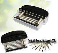 """Приспособление для отбивания мяса молоток разрыхлитель Мясной тендерайзер Meat Tenderizer """"XL"""""""