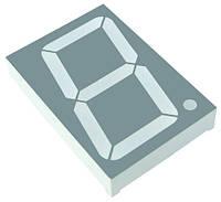 Цифровий світлодіодний індикатор GNS-15011BUE-21, 1.5 дюйм , червоний