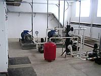 Тепловая электрическая котельная ТС-45