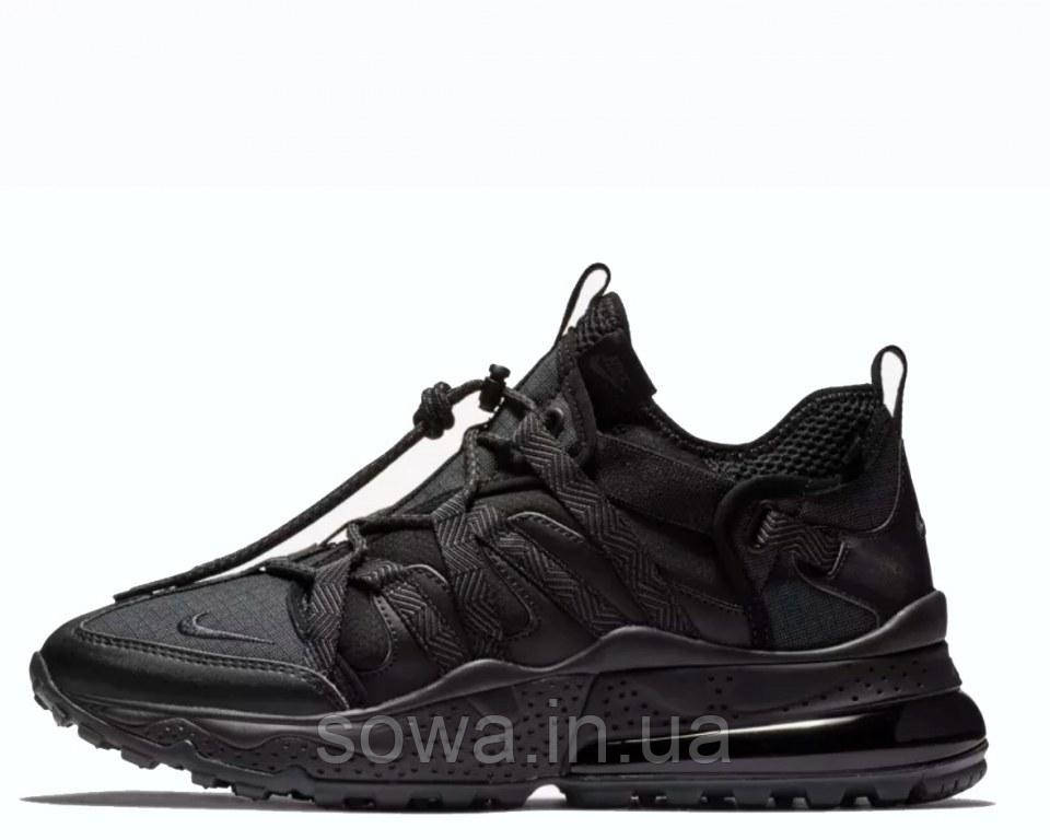 "✔️ Кроссовки Nike Air Max 270 Bowfin ""Black/Anthracite"""