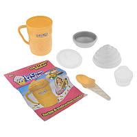 Форма для мороженого, Ice Cream Magic, (46798), стакан ! ложка, (доставка по Украине)