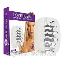 Мастурбатор Love Bombs Jenn Love in the Pocket