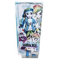 Кукла девочки эквестрии Рейбоу Дэш Equestria Girls, Hasbro E0349_E0670