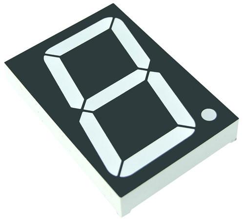 Цифровий семисегментний індикатор GNS-15011BUE-11 1.5 дюйм  світлодіодний червоний G-NOR 2657