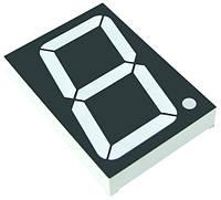 Цифровий світлодіодний індикатор GNS-15011BUE-11, 1.5 дюйм , червоний