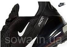 "✔️ Кроссовки Nike Air Max 270 ""Black/White"" , фото 3"