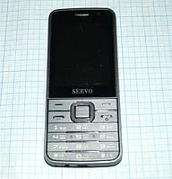 Мобильный телефон Servo 9500 на 4 sim карты, графитовый цвет