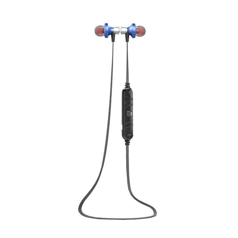 Стерео bluetooth наушники Awei A860 Sport Blue