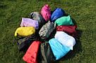 Надувной шезлонг Ламзак, биван, матрас Цвет Фиолетовый, фото 6