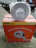 Універсальний скотч Delta multi band M60 (60мм × 25м) Dorken
