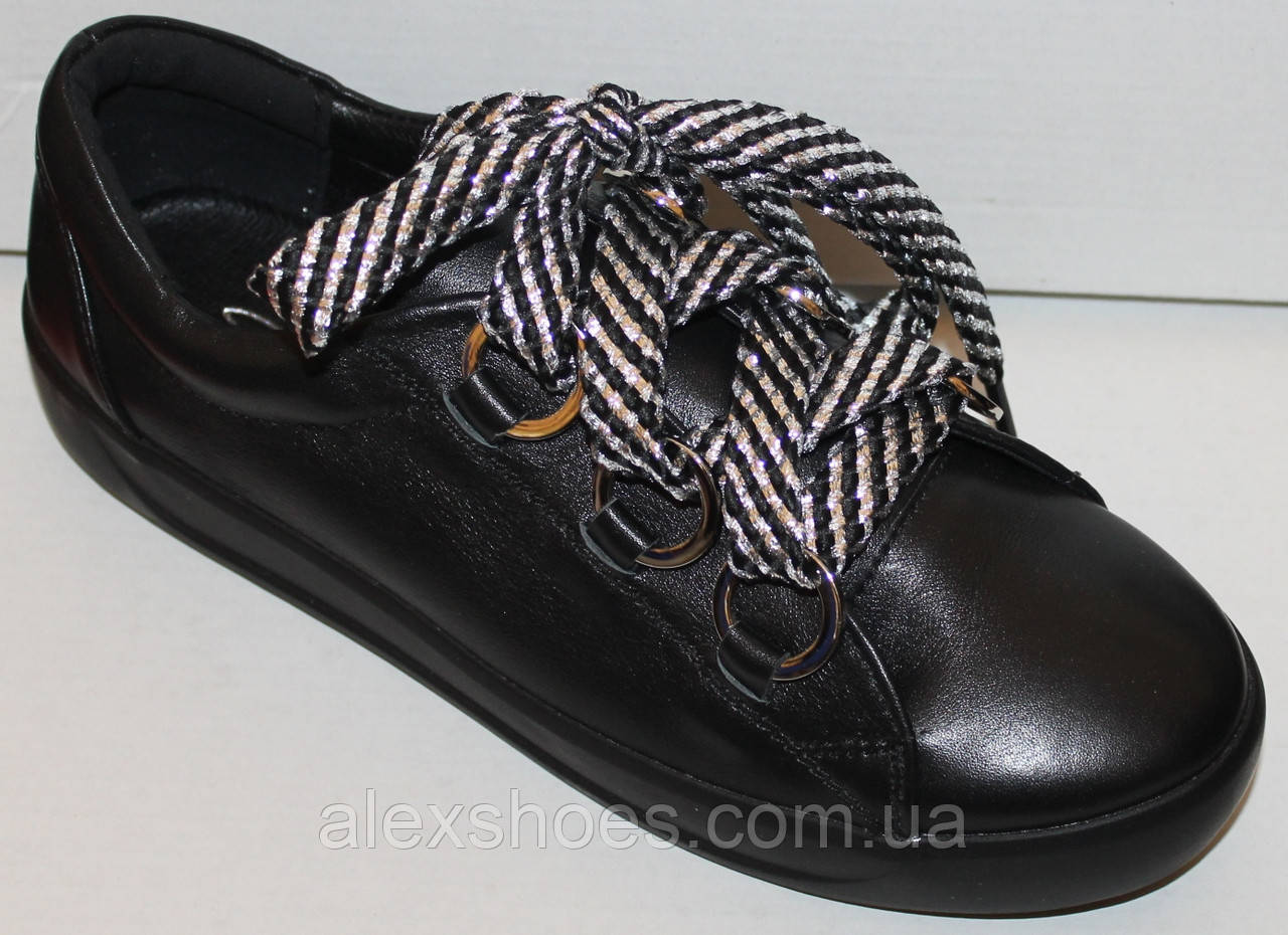 Кроссовки женские из натуральной кожи от производителя модель ЛИН058К