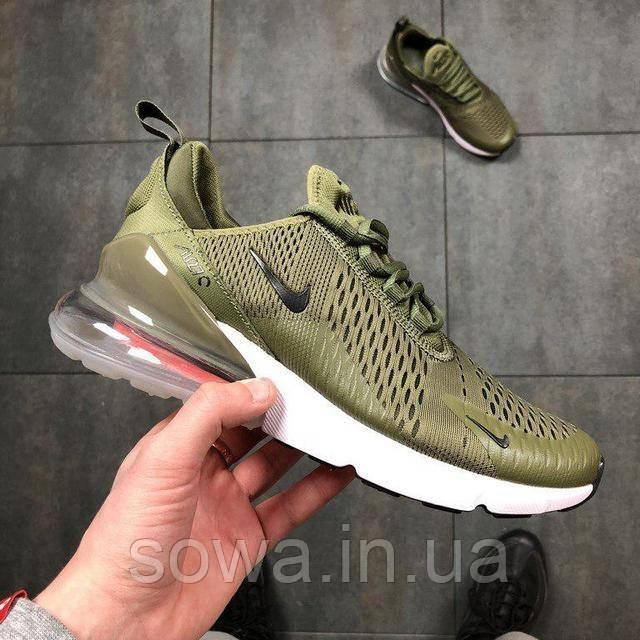 "✔️ Кроссовки Nike Air Max 270 ""Medium Olive"""
