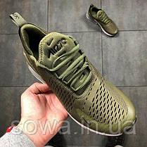 "✔️ Кроссовки Nike Air Max 270 ""Medium Olive"" , фото 2"