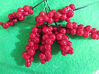 Ягодки на веточке, 6 шт в упаковке, (22/18) (цена за 1 шт. +4 грн.) , фото 1
