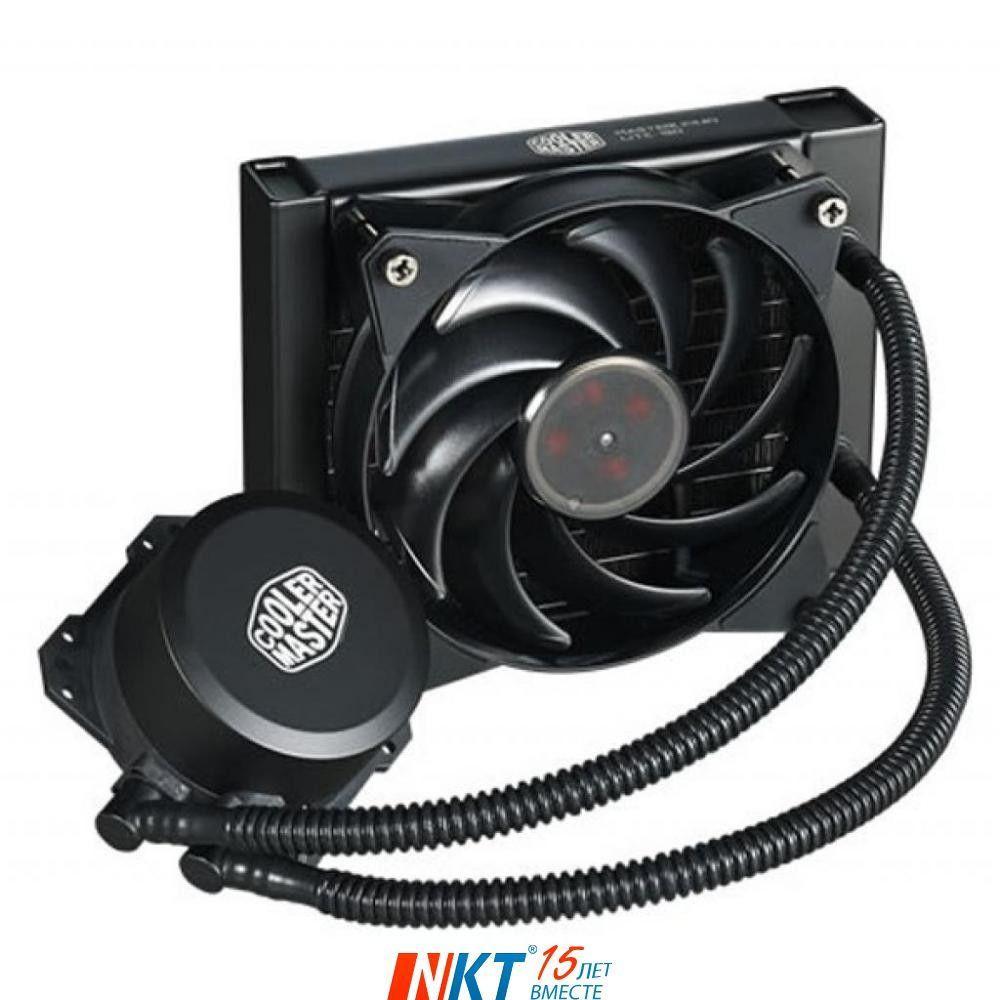 Водяное охлаждение (СВО) Cooler Master MasterLiquid Lite 120 (MLW-D12M-A20PW-R1)