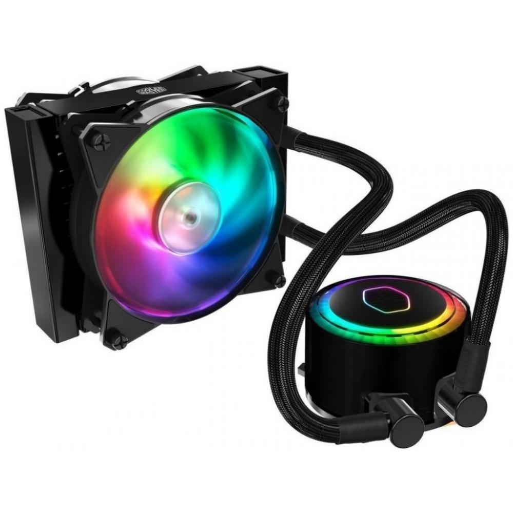 Водяное охлаждение (СВО) Cooler Master MasterLiquid ML120R RGB (MLX-D12M-A20PC-R1)