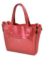 Сумка Женская Классическая кожа 8650  red.Купить  кожаную женскую сумку, фото 1
