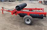 Каток зубчато-кольчатый КЗК-6 (Ф460), фото 2