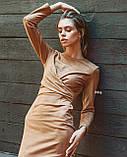 Женское замшевое платье , фото 4