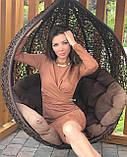 Женское замшевое платье , фото 6