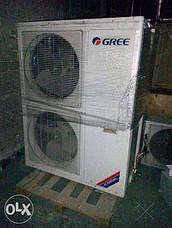 Кассетный кондиционер, модель: GREE KFR-120TW / B, б/у. Внешний и внутренний блок кондиционера GREE., фото 2