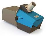 Пеллетная горелка Kvit Optima 40 кВт для твердотопливного котла (факельный тип, Польша), фото 3