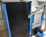 Пеллетная горелка Kvit Optima 40 кВт для твердотопливного котла (факельный тип, Польша), фото 6