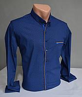 Мужская рубашка G-port с узором 1022