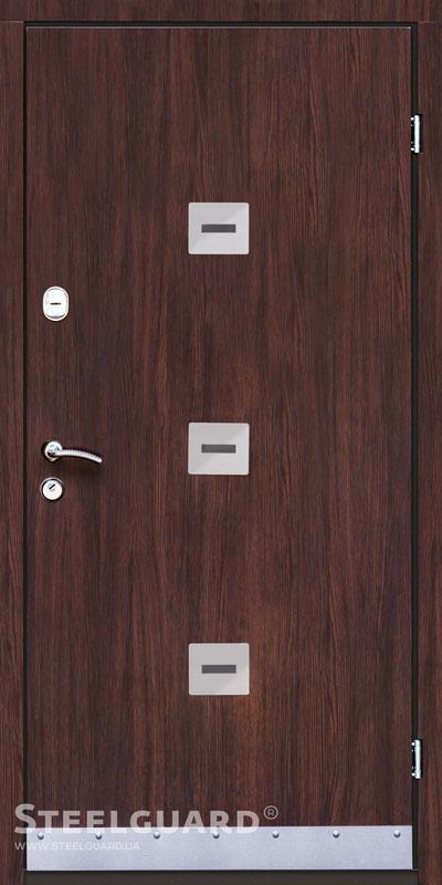 Двери Steelguard Sigma Wenge Серия ETERO