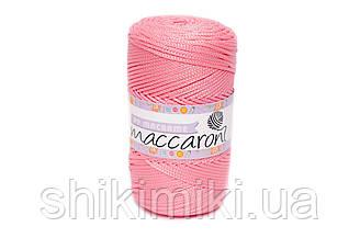 Полипропиленовый шнур PP Macrame, цвет Розовый фламинго
