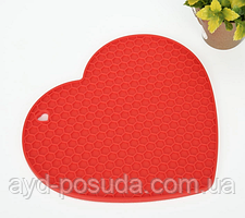 Подставка под горячее Сердце YH-105 арт. 830-15A-18