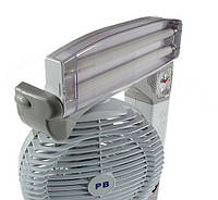 Светильник вентилятор, аккумуляторный, PACIFIC BREEZE EL-2102 6 в 1, (46733), для дома