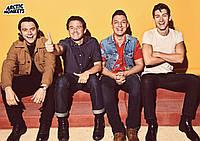 Плакат Arctic Monkeys 01