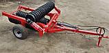 Каток зубчато-кольчатый КЗК-6 (Ф520), фото 2