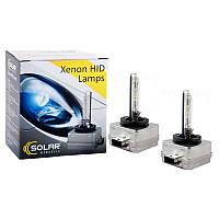 Ксеноновые лампы SOLAR D1S 6000K 8116