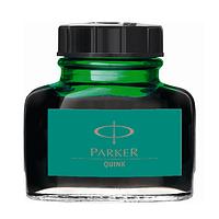 Чернила для перьевых ручек зелёные в банке