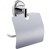 Держатель для туалетной бумаги с крышкой Potato P2903