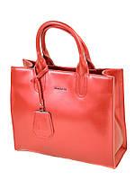 Сумка Женская Классическая кожа  8633 special-red.Купить  кожаную женскую сумку, фото 1