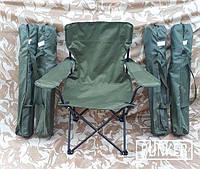 Оригинальные армейские раскладные кресла Великобритания, фото 1