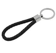 Чорний брелок для ключів