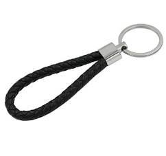 Черный брелок для ключей